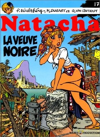 parodie natacha hotesse de l'air