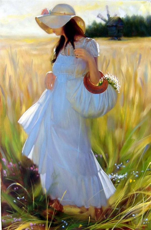 beaux tableaux de belichenko et marija boukhtiyarova